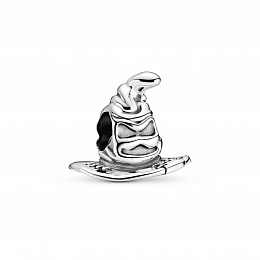 Harry Potter sorting hat sterling silver charm /799124C00