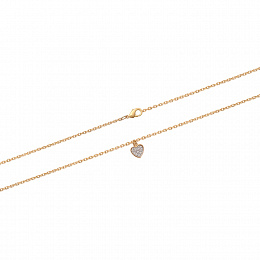 ANKLECZ     CHAIN 18 KT GOLD PLATED